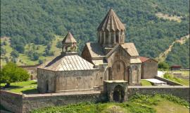 Monastere Ganzadsar